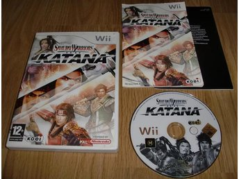 Wii: Samurai Warriors Katana