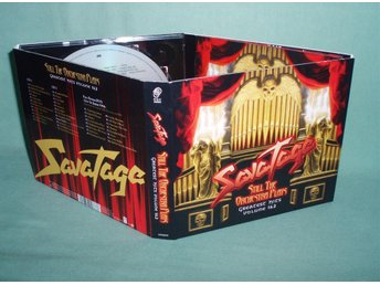 SAVATAGE - Still the Orchestra plays , 2CD+DVD 2010 ,