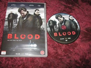 BLOOD (PAUL BETTANY,BRIAN COX,MARK STRONG) DVD