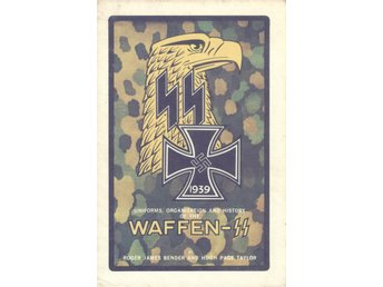 """Uniforms, Organization and History of the Waffen-SS"" del 4"