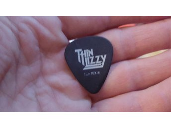 Gitarrplektrum thin lizzy