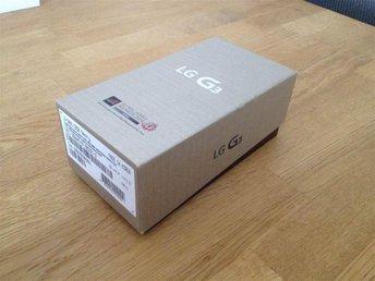 LG G3 D855 32G (Gold Black) Olåst - Strömsund - LG G3 D855 32G (Gold Black) Olåst - Strömsund