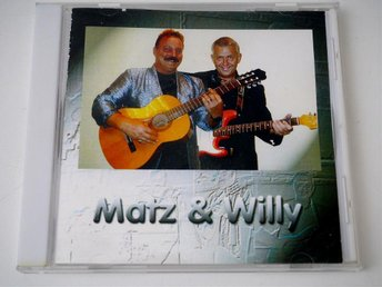 Matz & Willy CD - Enskede - Matz & Willy CD - Enskede