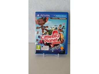 LittleBig Planet PS VITA Spel