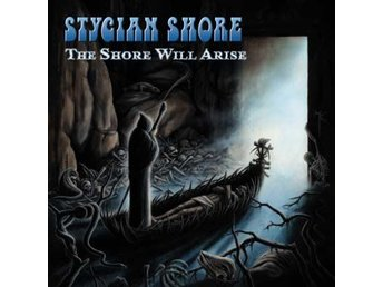 "Stygian Shore -The shore will arise LP with 7"" ltd 500 OOP"