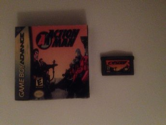 Action man Gameboy advance
