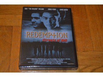Redemption - Streets Of Hell ( Don The Dragon Wilson ) - 2003 DVD INPLASTAD