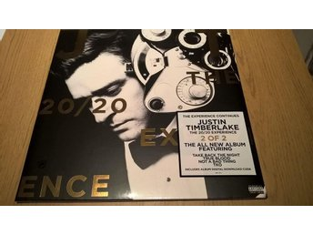Justin Timberlake - The 20/20 Experience 2 Of 2 (Vinyl LP)