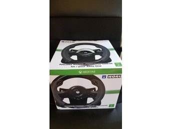 Xbox one Hori racing wheel