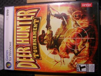 PC-spel Deer hunter tournament