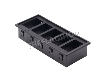 Car Boat Switch Housing Clip Panel Holder Marine Assembly for ARB Carling - Hong Kong - Car Boat Switch Housing Clip Panel Holder Marine Assembly for ARB Carling - Hong Kong