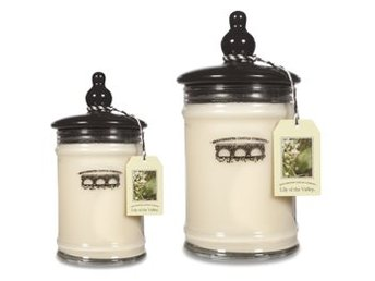 Bridgewater Large Jar - Lily of the vally (vikt 524gr)
