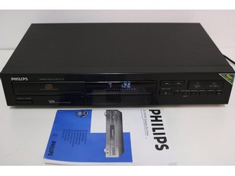 Philips CD710 Compact Disc Player (1994)