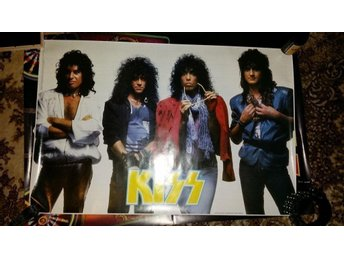 KISS Poster 1984