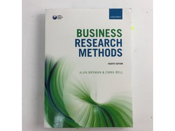 Oxford, Bok, Business Research Methods