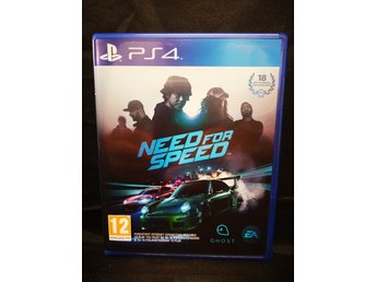 Need For Speed / Sony / PS4