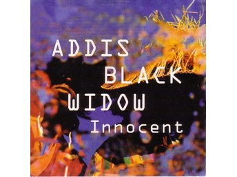 Addis Black Widow-Innocent/Do mi wrong / CD-singel