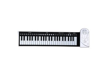 Stereo Roll-up Piano 49 tangenter keyboard
