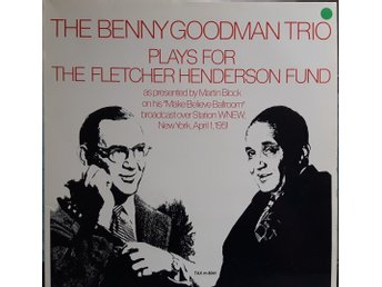 LP – BENNY GOODMAN – TAX