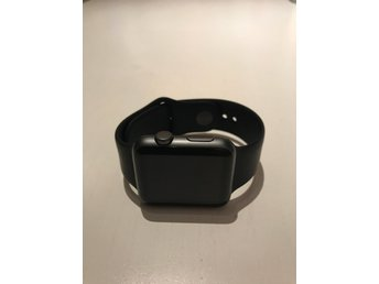 Apple Watch serie 1 space grey aluminium