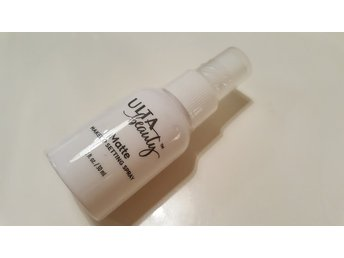 Ulta Matte makeup setting spray 30 ml NY