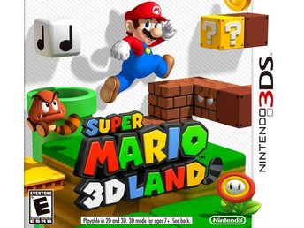 [ NEDLADDNINGS KOD ] SUPER MARIO 3D LAND [ ESHOP ] [ PAL ]