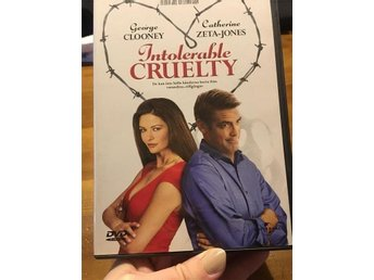 Dvd- Intolerable cruelty
