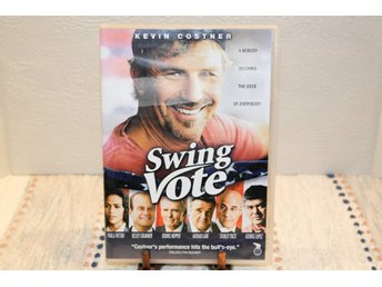 """Swing Vote"" - komedi med Kevin Costner"