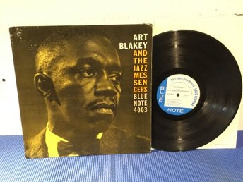 Art Blakey And The Jazz Messengers - Blue Note 4003 US Orig-58 ?RVG?VERY RARE !!