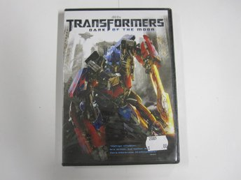 Transformers - Dark of the moon - Inplastad