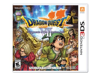 Dragon Quest VII / Fragments of the forgotten past - Nintendo 3DS