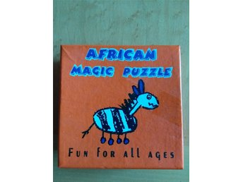 Pussel / spel,  African Magic Puzzle