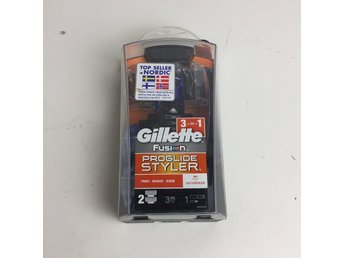 Gillette Fusion Power, Rakapparat, PROGLIDE STYLER 3 IN 1