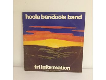 Hoola bandoola Band - Fri information   Lp