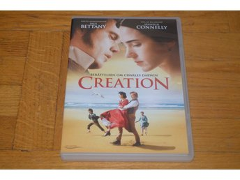 Creation ( Paul Bettany Jennifer Connelly ) 2009 - DVD