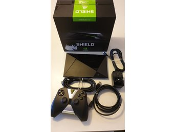 NVIDIA SHIELD TV Pro 4K 500GB HD (361283409) ᐈ Köp på Tradera