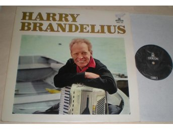 Harry Brandelius LP Same VG++