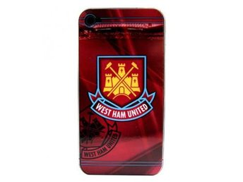 West Ham United Dekal iphone 4/4S