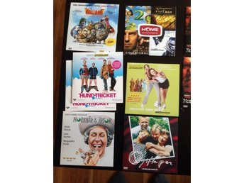 23 Filmer i pappfodral - Skene - 23 Filmer i pappfodral - Skene