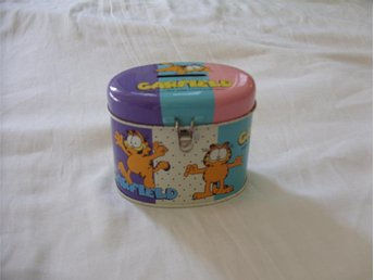 Garfield Sparbössa från 1978 katten Gustaf - överkalix - Garfield Sparbössa från 1978 katten Gustaf - överkalix