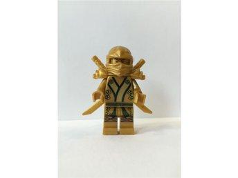 Lloyd Golden Ninja, Ninjago Minifigur - Hägersten - Lloyd Golden Ninja, Ninjago Minifigur - Hägersten