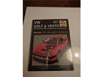 HAYNES Gör-det-själv handbok VW GOLF & VENTO 1992-1998 - Karlskrona - HAYNES Gör-det-själv handbok VW GOLF & VENTO 1992-1998 - Karlskrona