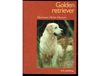 Golden retriever - Marianne Holm-Hansen