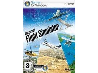 Microsoft Flight Simulator X - PC spel - Helsingborg - Microsoft Flight Simulator X - PC spel - Helsingborg