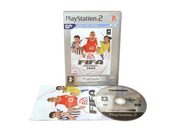 FIFA Football 2004 (Platinum / PS2)