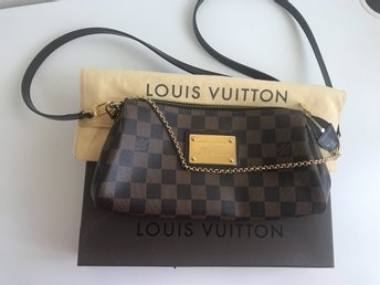 Louis Vuitton, LV väska, Eva