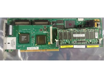 HP Smart Array 5300 Ultra3 SCSI 128MB 64-bit PCI 010496-000