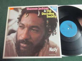 "Shannon Jackson & The Decoding Society ""Nasty"""