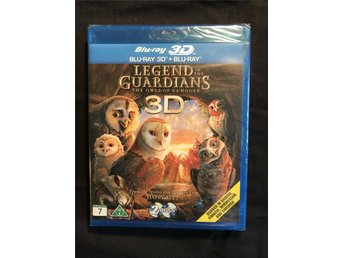 LEGEND OF THE  GUARDIANS THE OWLS OF GAHOOLE 3D BLU-RAY 3D + BLU-RAY INPLASTAD