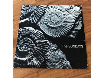 Sundays- Reading, Writing and Arithmetic LP, RARE
